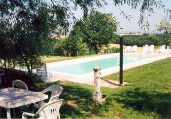Farmhouse Fiori Tuscany - Swimmingpool