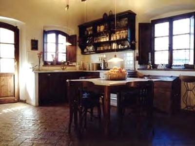 Villa Caselina Montespertoli, Chianti - Kitchen