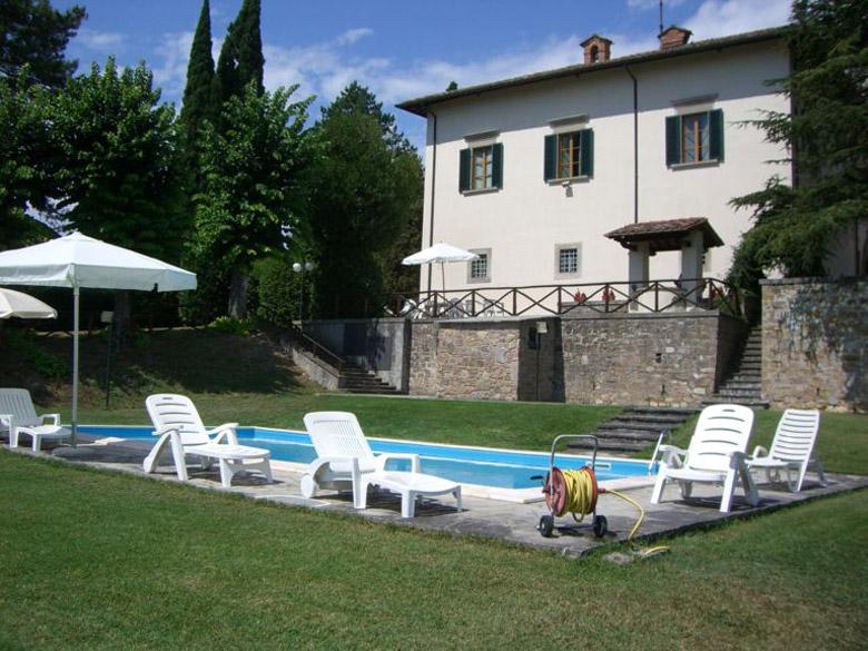 Italian Villa Rentals with pool