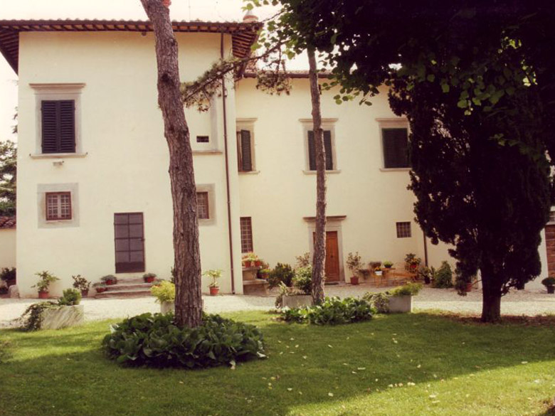 Villa San Castella Italy - Exterior