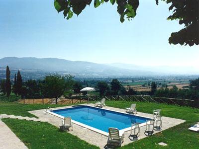 Villa San Castella Italy - Swimmingpool