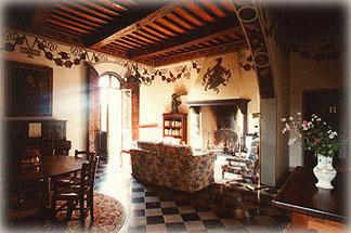 Tuscany Castle Apartment Castelnuovo Berardenga