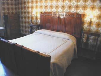 Bishop's Tower Castelnuovo Berardenga - Bedroom