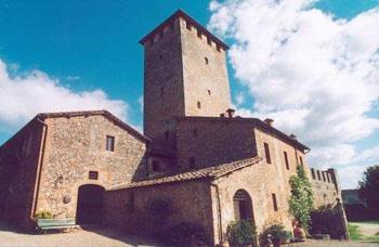 Tuscany Castle Apartment Siena