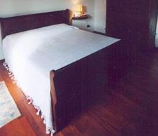 Castello Caldana Cottage Tuscany - bedroom