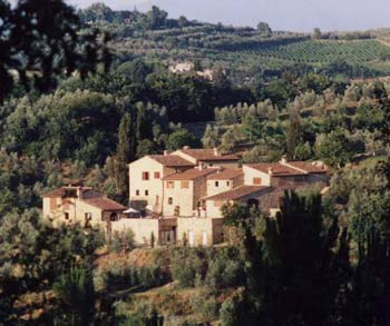 Apartment Uncles House Mercatale - Aerial View