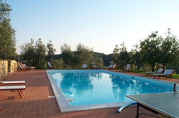 Chianti farmhouse apartment - Swimming Pool