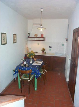 Apartment Low House San Casciano - Dining room