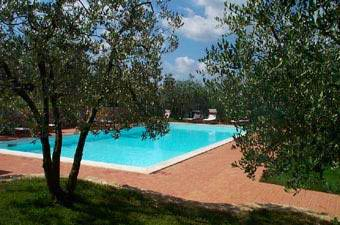 Apartment Low House San Casciano - Swimming Pool