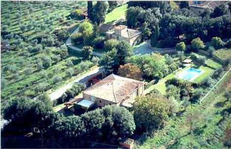 Luxury Accommodation in Tuscany