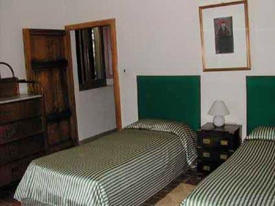 Villa Castagna Arezzo Tuscany -Twin Bedroom
