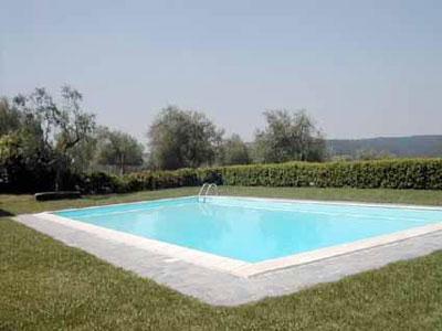 Villa Castagna Arezzo Tuscany - Swimmingpool