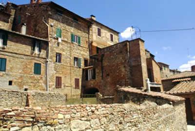 Farmhouse Il Terrazzo Radicondoli, Siena - exterio