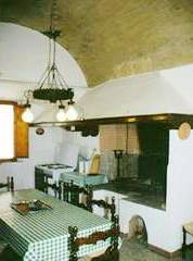 Farmhouse Il Terrazzo Radicondoli, Siena - Kitchen