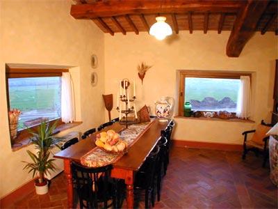 Farmhouse Apartment Pienza
