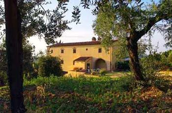 Apartment rental in Chianti, Italy