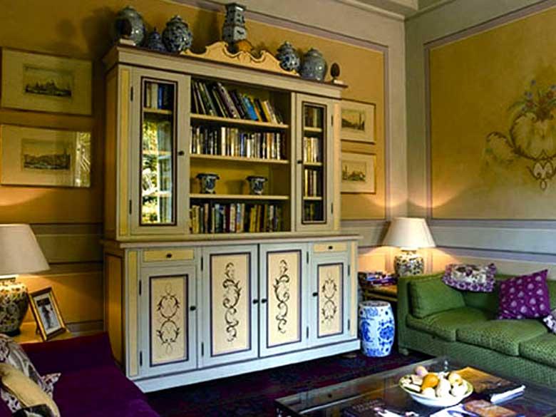 Villa Jasmine Lucca - Livingroom