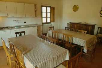 Villa Certaldo 1 Florence - Kitchen