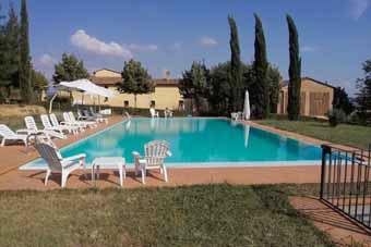 Chianti villa rental - Swimming pool