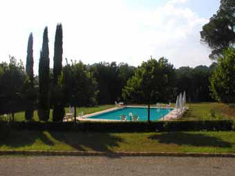 Villa Certaldo 1 Florence - Swimmingpool