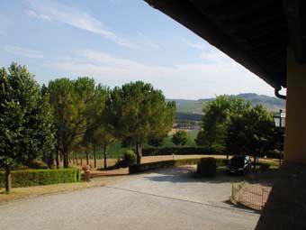 Villa Certaldo 1 Florence - View