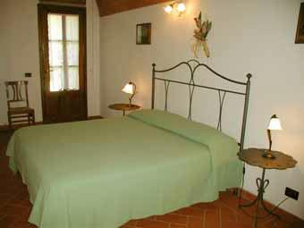 Villa Certaldo 2 Chianti - Bedroom