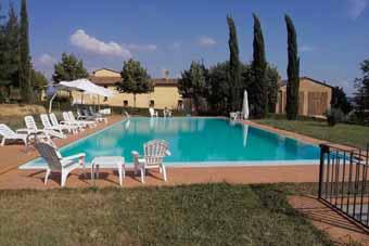 Holiday rental villa in Chianti - Swimming Pool