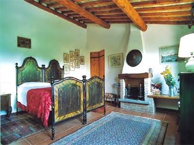 Farmhouse in Chianti - bedroom