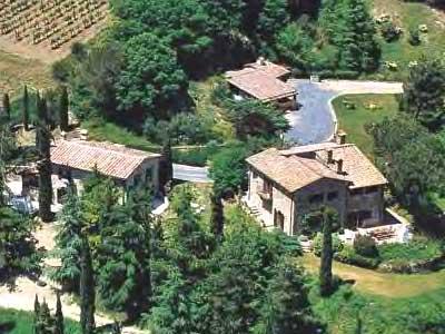 Farmhouse Acaciana Chianti San Gimignano - View