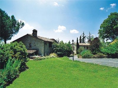 Farmhouse in San Gimignano, Italy