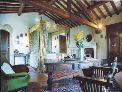Farmhouse Lilliam San Gimignano - Bedroom