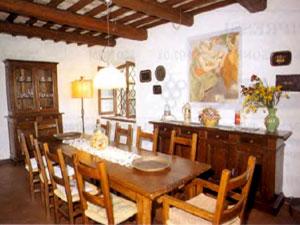 Farmhouse Lilliam San Gimignano - diningroom