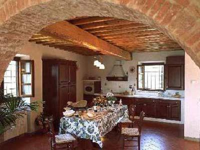 Cottage Wine Barrel Florence - Dining Room