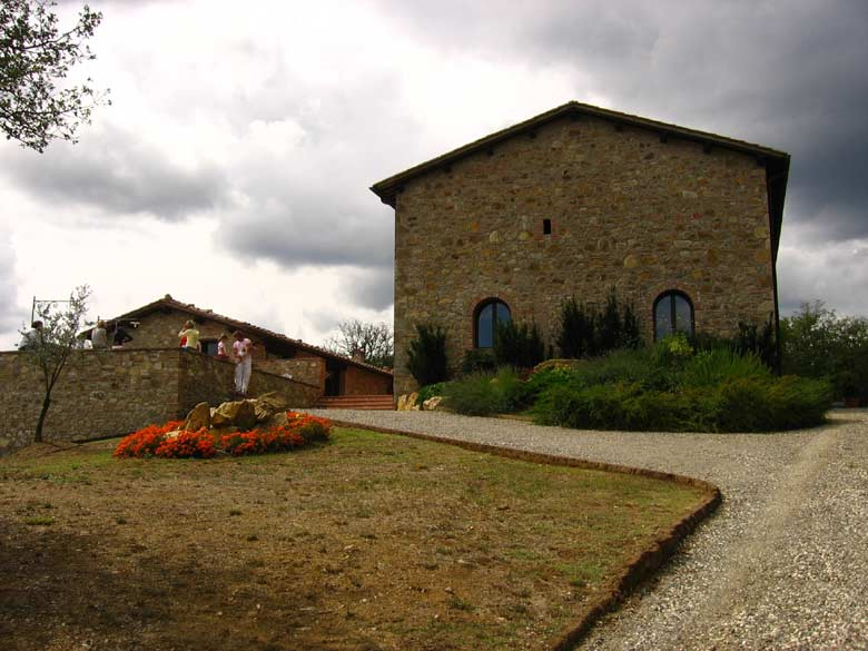 Tuscany luxury holiday villa