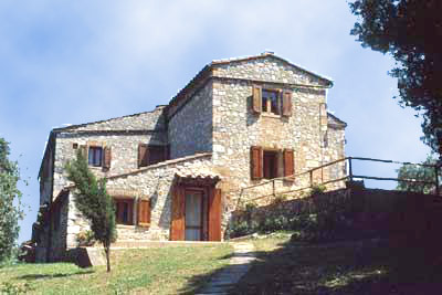 Apartment in Monteriggioni, Italy