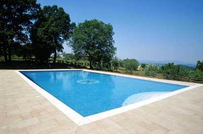 Apartment Monteriggioni 8 - swimingpool