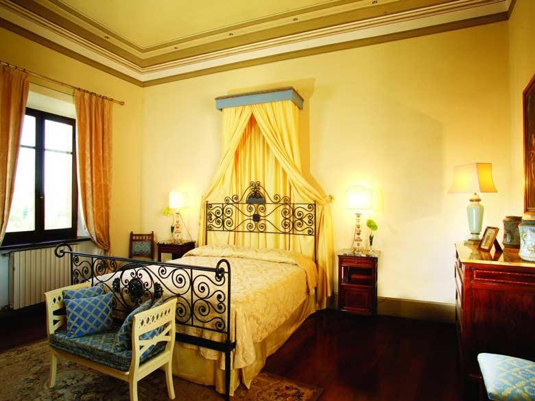 Villa Val d`Elsa_Bedroom