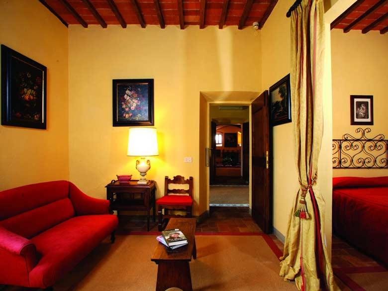 Villa Val d`Elsa_Suite