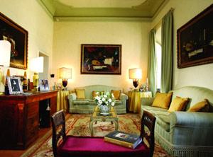 Villa Val d`Elsa_TV room