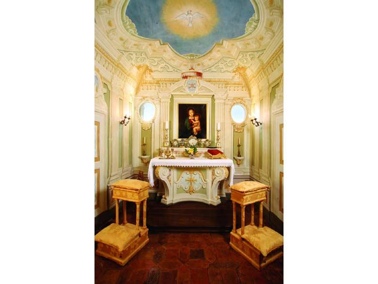 Villa Val d`Elsa_Chapel