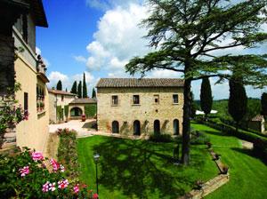 Villa Val d`Elsa_Garden