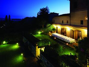 Villa Val d`Elsa_Dinner outdoor