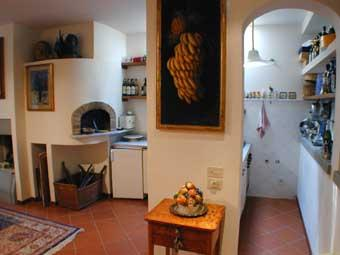 Apartment Caruso Florence, Italy - Kitchen
