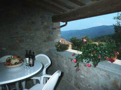 Italy-rental-villa-Balcony