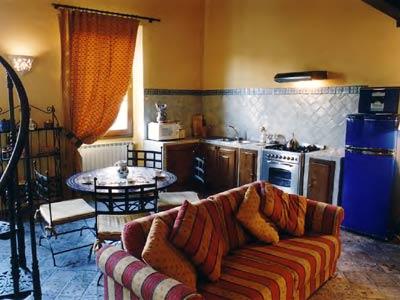Apartment Liliana 1 Florence, Italy - Livingroom
