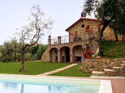 Annexe and Pool