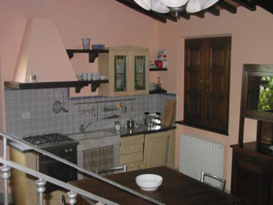 Farmhouse Mandorlo_Kitchen