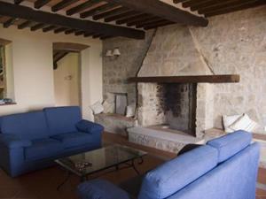 Farmhouse Mandorlo_Livingroom