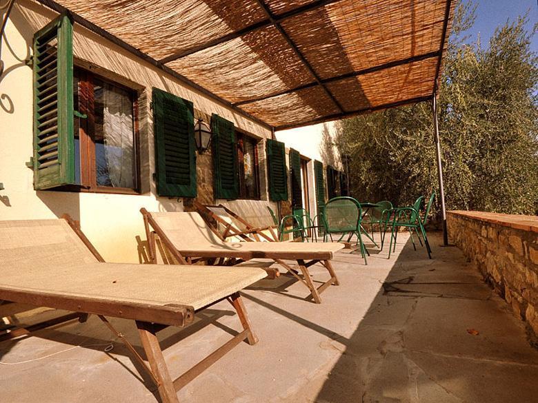 Terrace ,Sun Beds