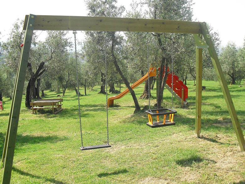 Playground in the Estate